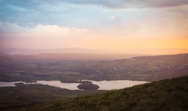Sliabh An Iarainn, Co. Leitrim. Photo: Claire McWeeney