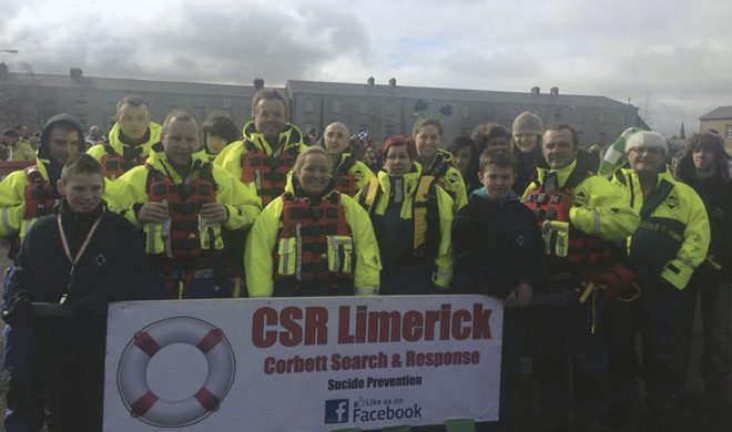 The CSR Limerick Team