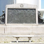 Nuns of the Battlefield, a sculpture by Irish artist Jerome Connor, is a tribute to the more than 600 nuns who nursed soldiers of both armies during the American Civil War. It is one of two monuments in Washington, D.C. that mark women's roles in the conflict. The 1924 dedication was attended by Sister of Mercy Madeleine O'Donnell who as a 19-year-old nursed wounded soldiers at Stanton during the Civil War.