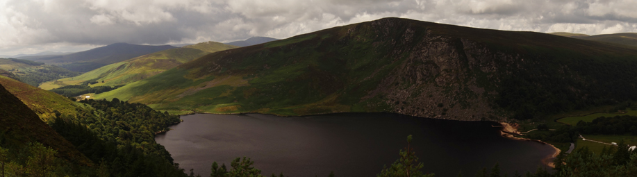 The Wicklow Mountains, Co Wicklow. Photo by Michelle Meagher.