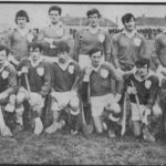The Limerick Championship Hurling Team, 1971. Dowling is pictured front row, third from left.