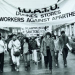 The Irish Anti Apartheid Movement, Dunne's Stores protests