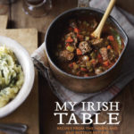 Armstrong's cookbook, My Irish Table, available on Ten Speed Press.