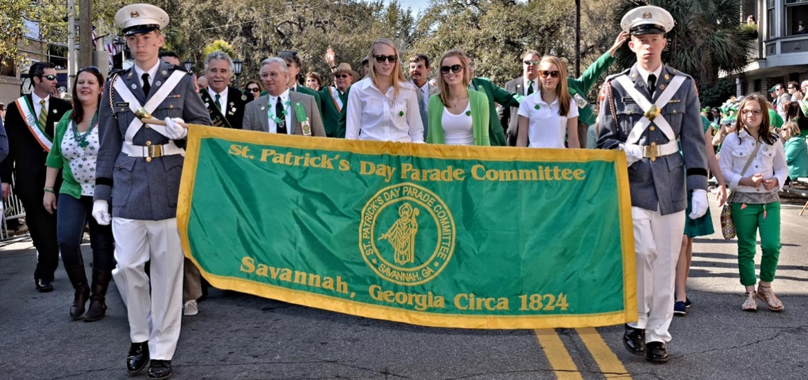 (Image: SAVANNAH ST. PATRICK'S DAY PARADE COMMITTEE)