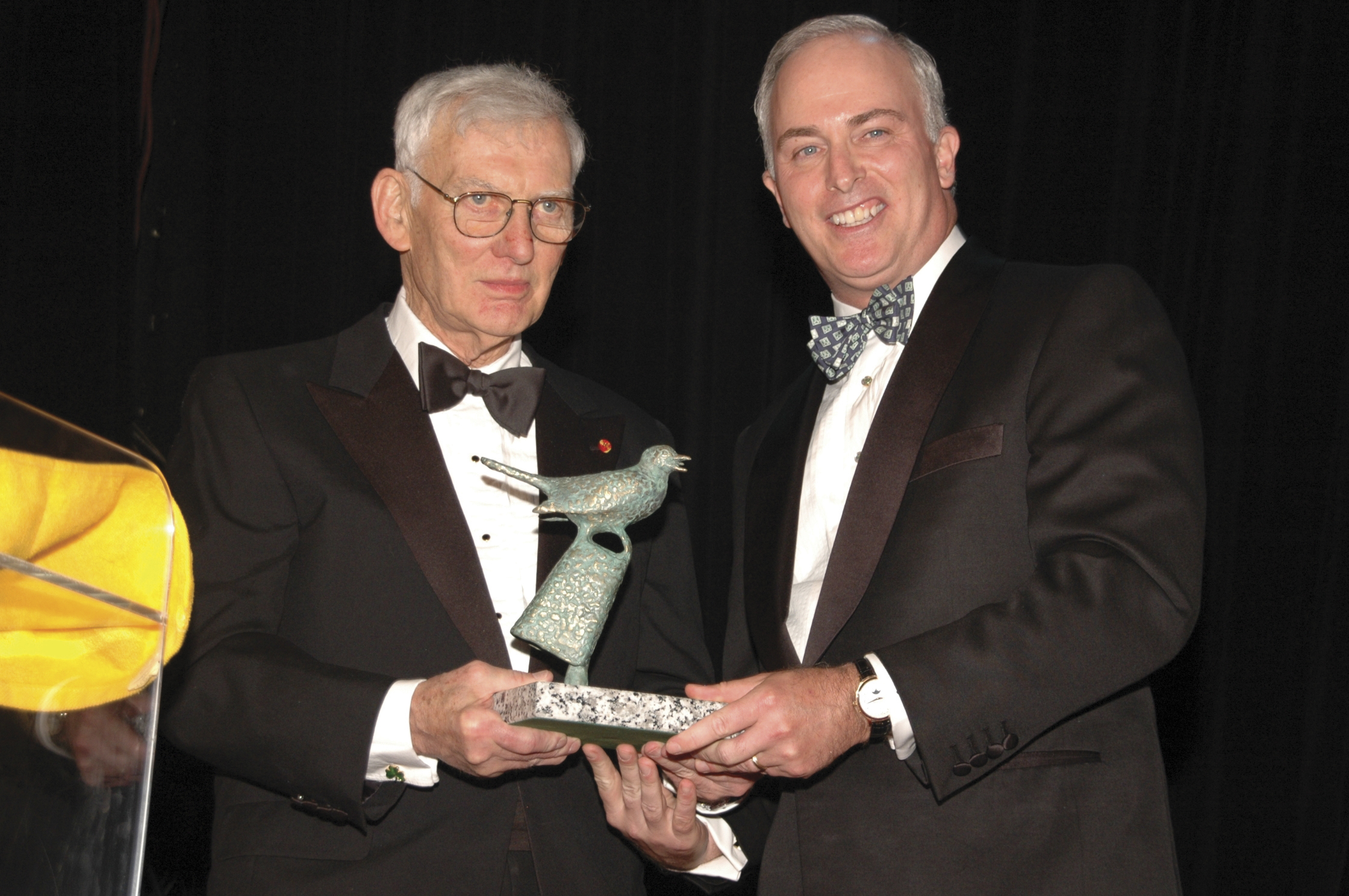 Bob and Dan Rooney from the 2006 American Ireland Fund Gala