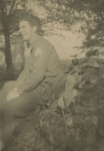 Army picture of Irving Sorotick.