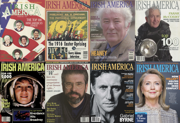 """One of our most precious assets became the ability to meld our tradition with change and other cultures,"" writes Irish America Editor in Chief Patricia Harty."