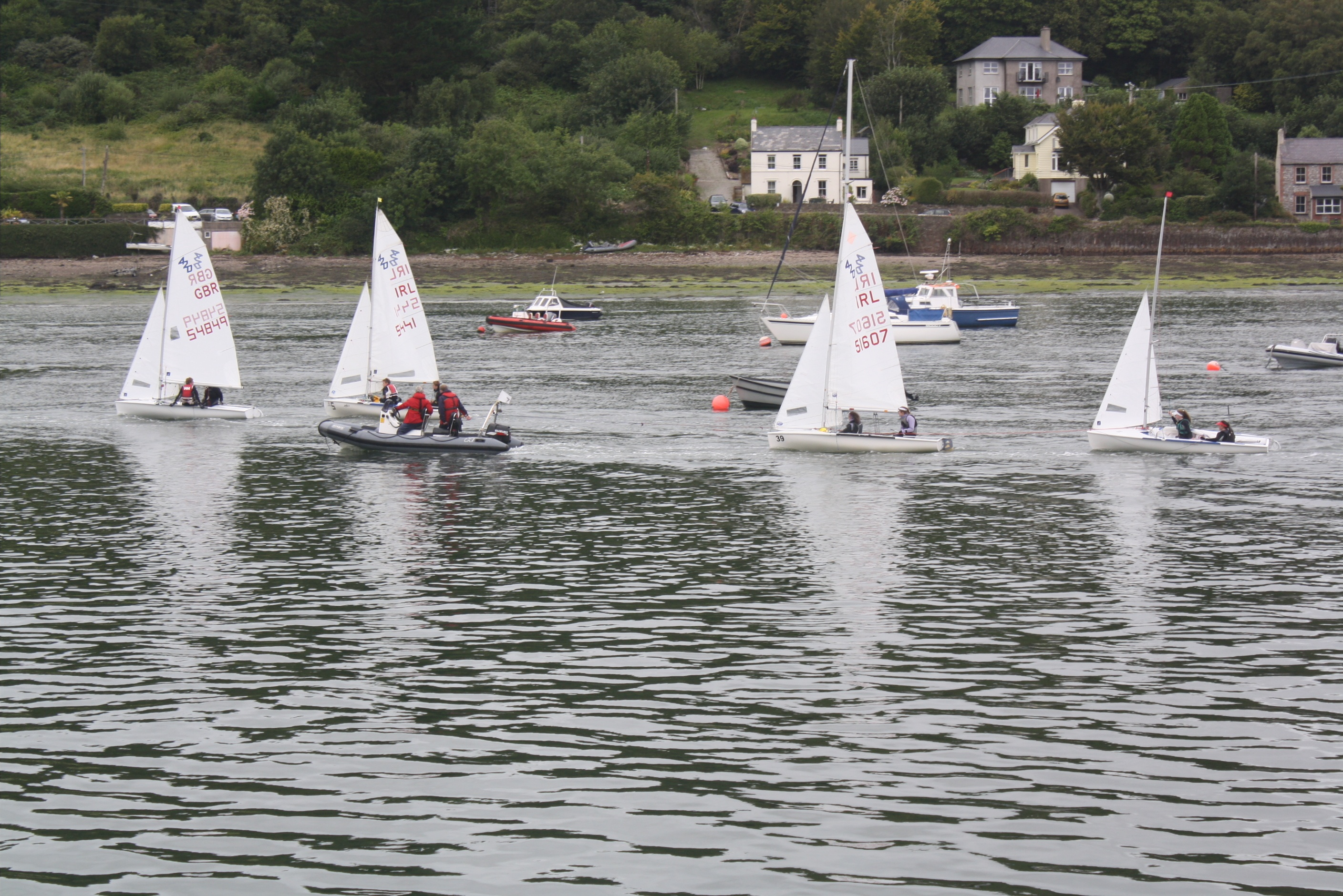 Red Head Convention 2015  - Crosshaven, Cork Harbor
