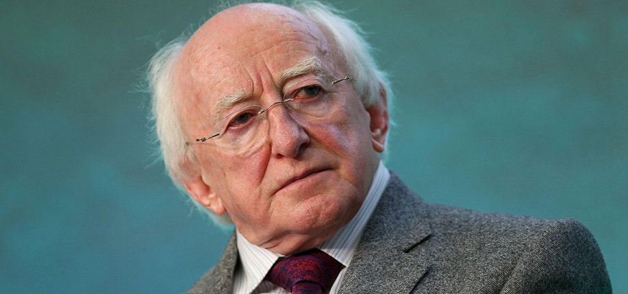Irish President to make official state visit to US.