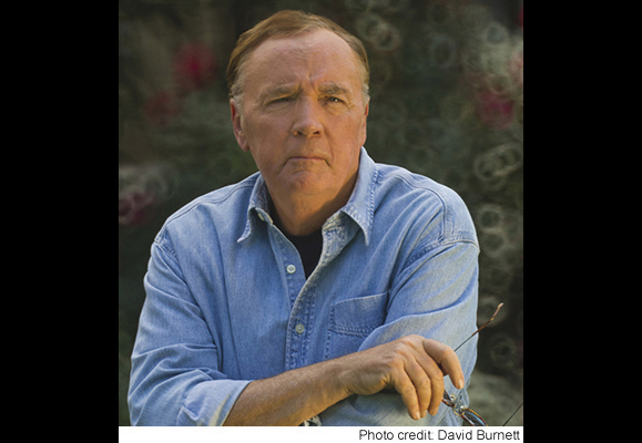 James Patterson. (Photo: David Burnett)
