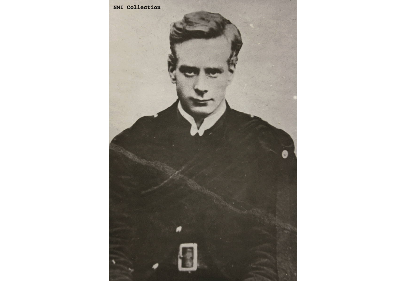 Liam Mellows who led the men in the West of Ireland during the Rising and became the director of supplies for the IRA during the War of  Independence.