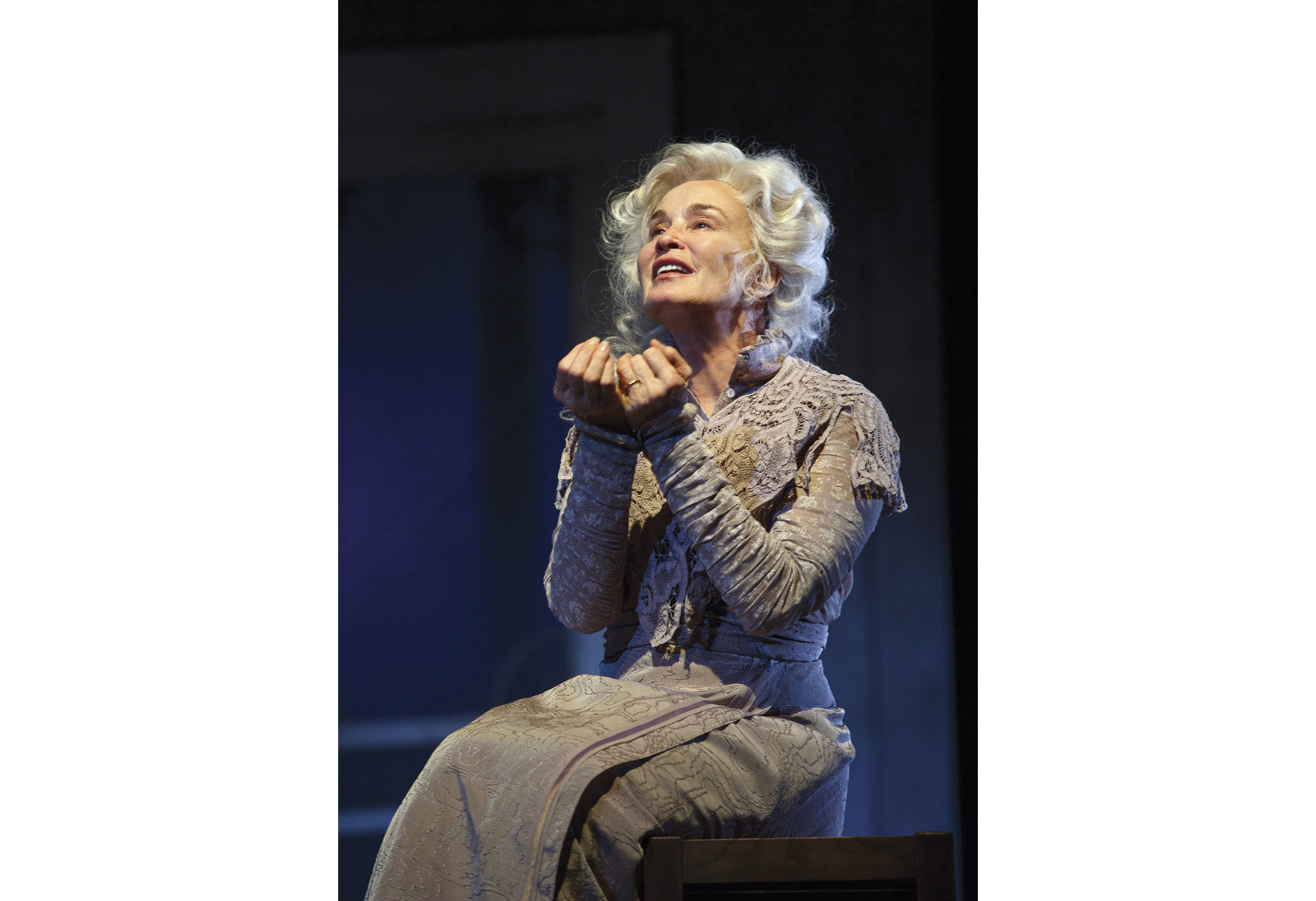 Jessica Lange in Long Day's Journey into Night. (Photo: Joan Marcus)