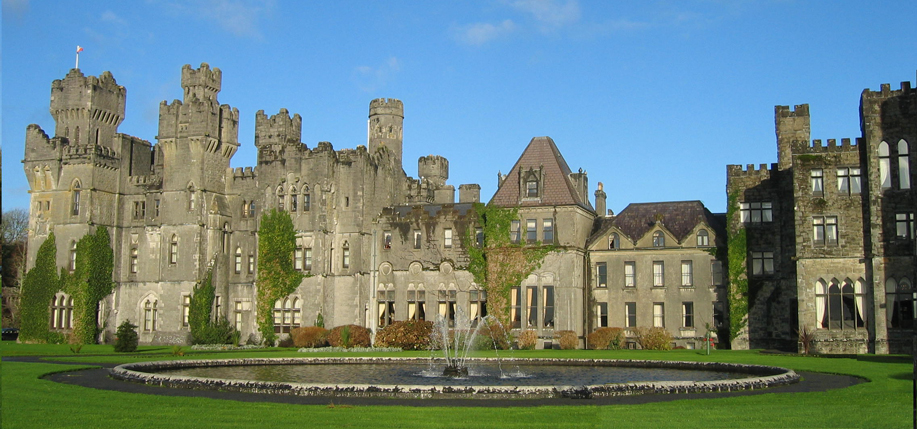 Ashford Castle Is Named The Best Hotel In World