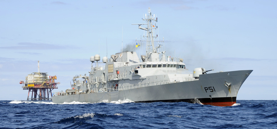 LÉ Róisín. (Photo: Wikimedia Commons)