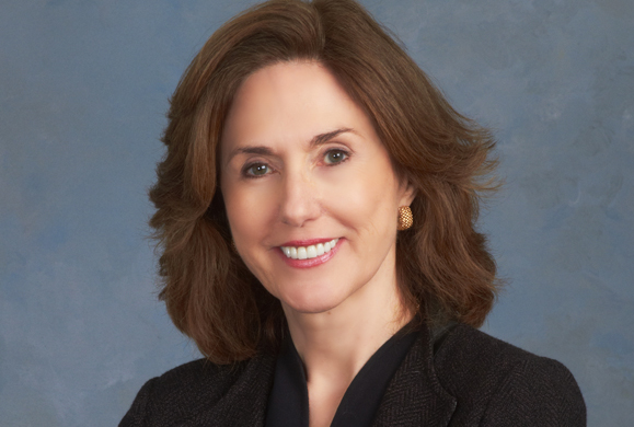 Maureen Mitchell is president of Global Sales and Marketing for GE Asset Management. (Photo courtesy GE Asset Management)