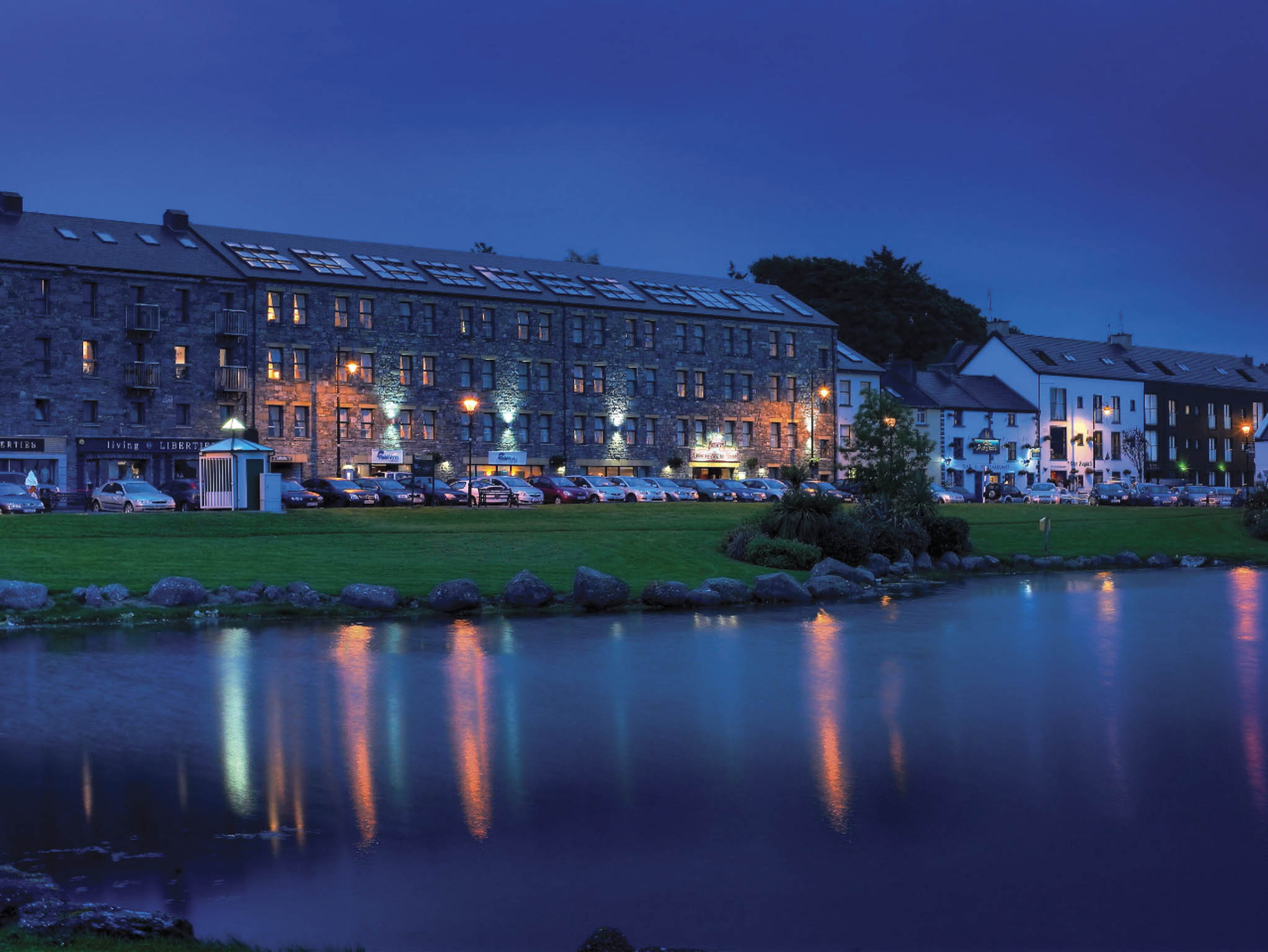 The Westport Coast Hotel, The Quay, Westport, Co. Mayo, is home to Spa Veda.
