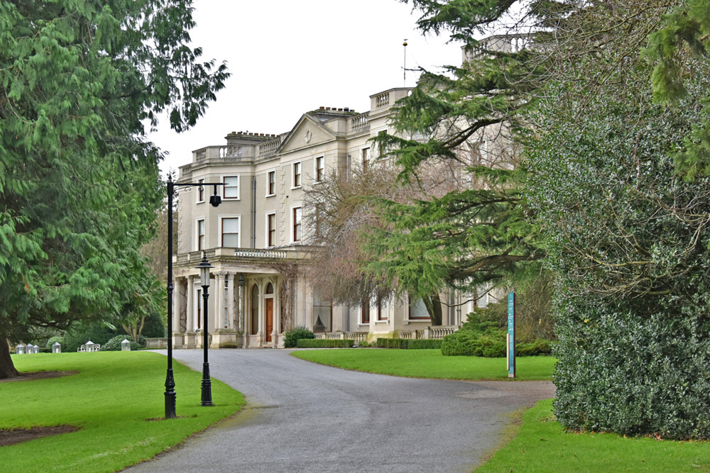 Farmleigh, the  official Irish State guest house. It was formerly one of the Dublin  residences of the  Guinness family.