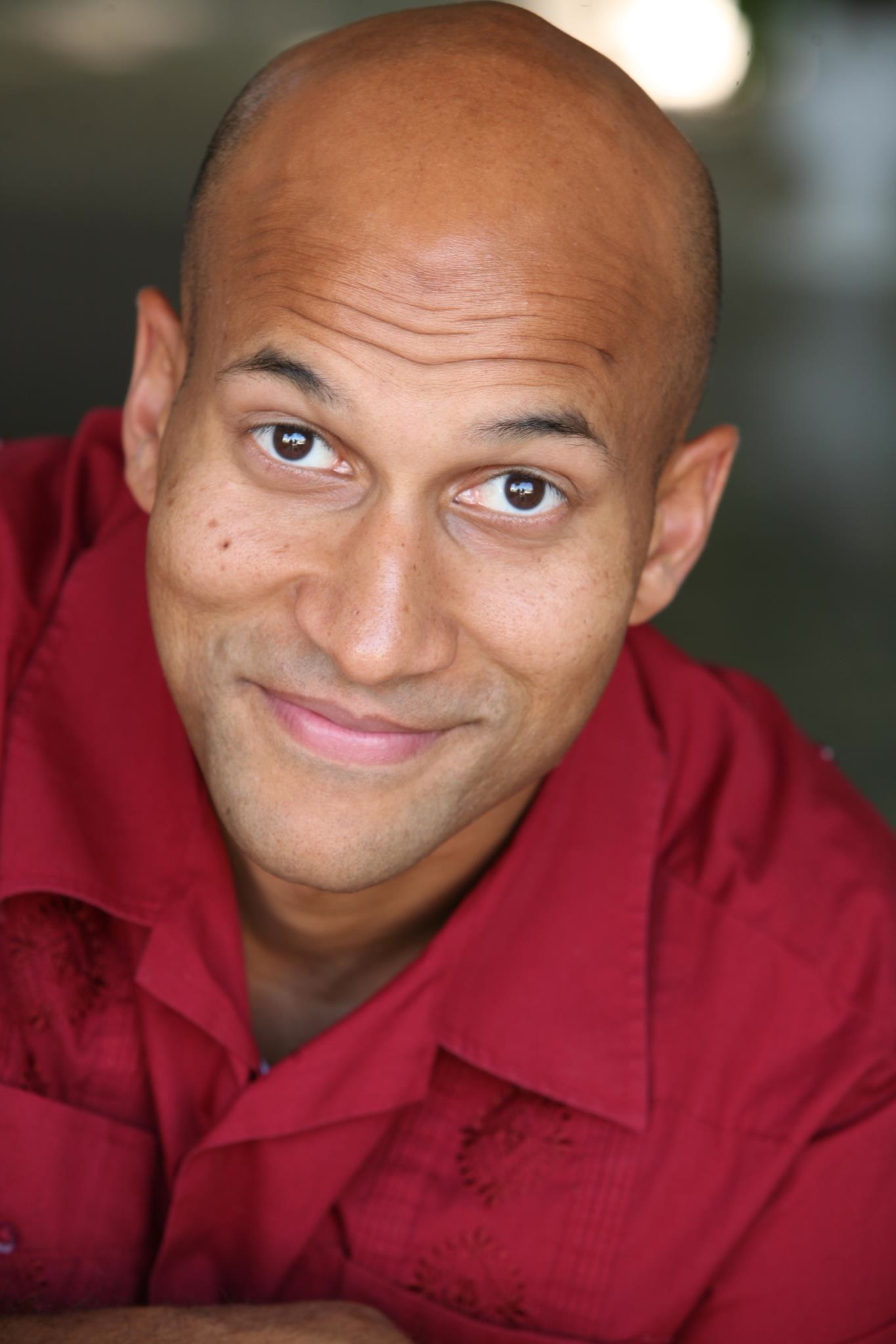 Comedian Keegan Michael Key.