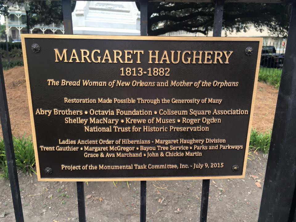 margaret-plaque