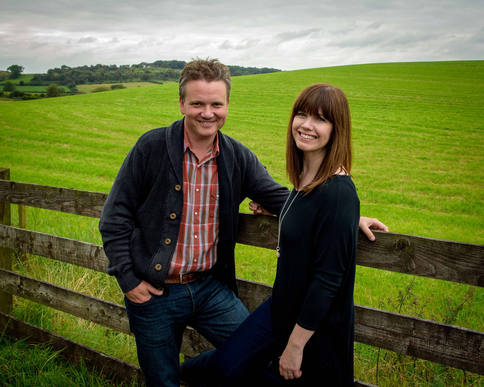 What Are You Like? Keith & Kristyn Getty | Irish America