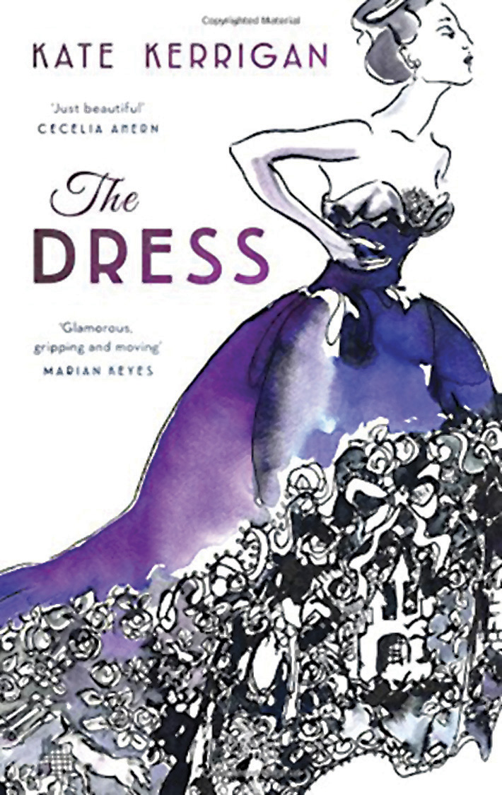 The Dress (Head of Zeus, 2016) will be release in U.S. bookstores spring 2017.