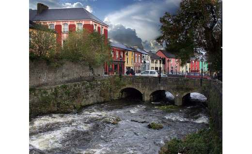Newcastlewest, Co. Limerick, where Ambrose was born in 1838.