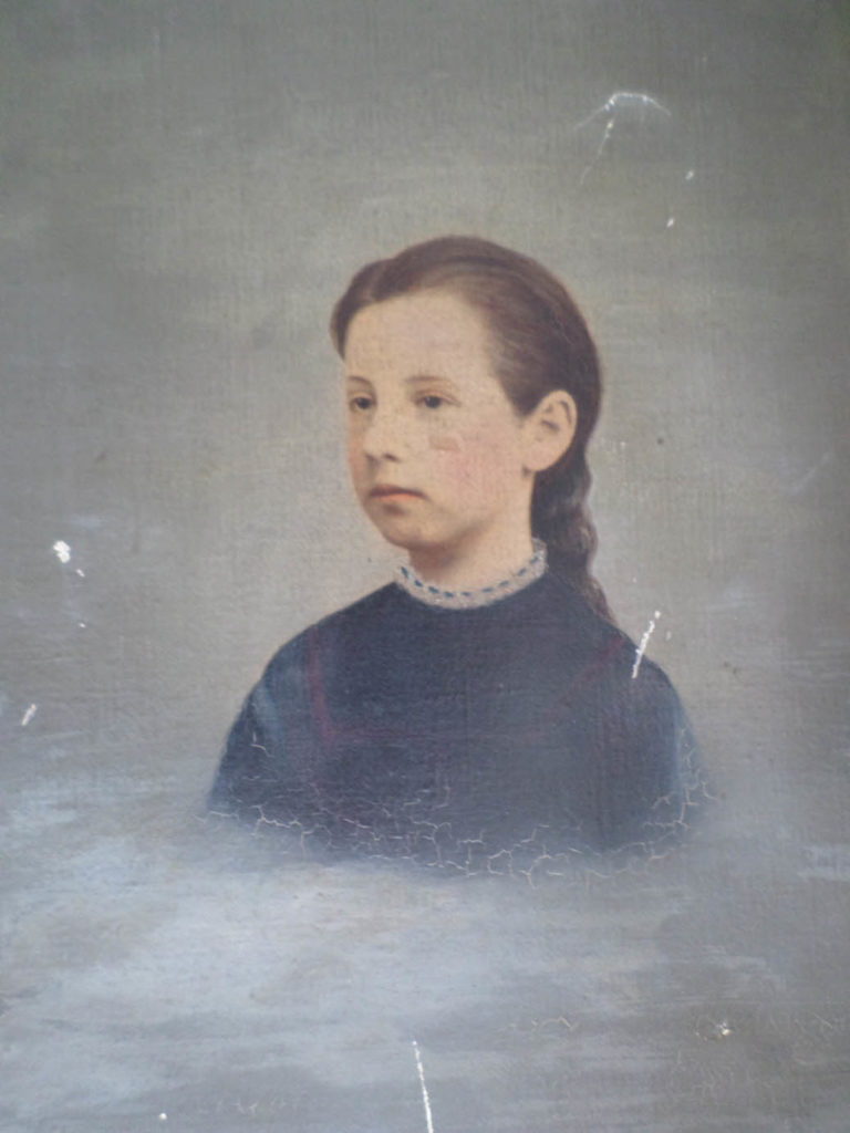 Bridget McGrath Reeves, c. 1860.