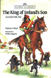 The King of  Ireland's Son, first  published in 1916,  is a collection of  stories from the  Irish oral tradition.