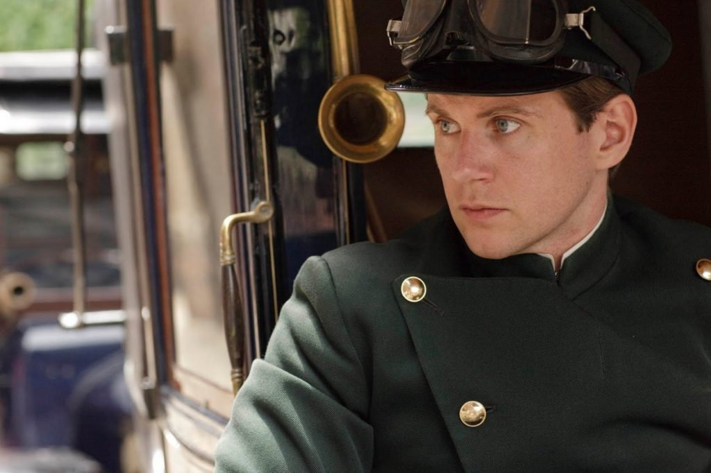 Allen Leech as Tom Branson in Downton Abbey. (Photo: PBS)