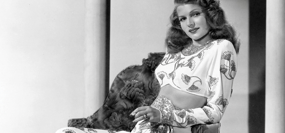wild irish women rita hayworth the ravishing and ravished redhead