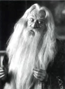 Irish actor Richard Harris in Harry Potter and the Sorcerer's Stone
