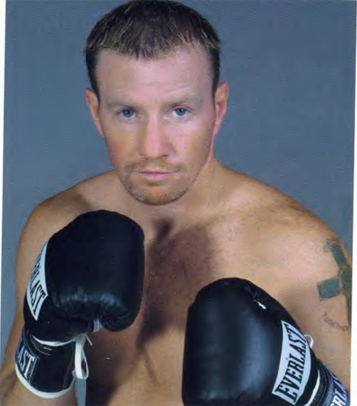 """Irish"" Mickey Ward"