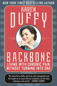 Karen Duffy's book outlining her experiences.