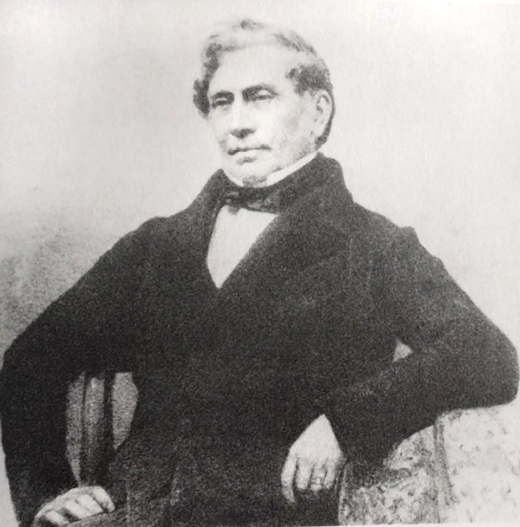 <em>Photograph of Dr. James Barry taken approximately in the late 1840s.</em>