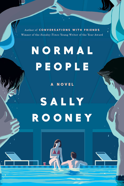 Normal People<em> by Sally Rooney</em>.