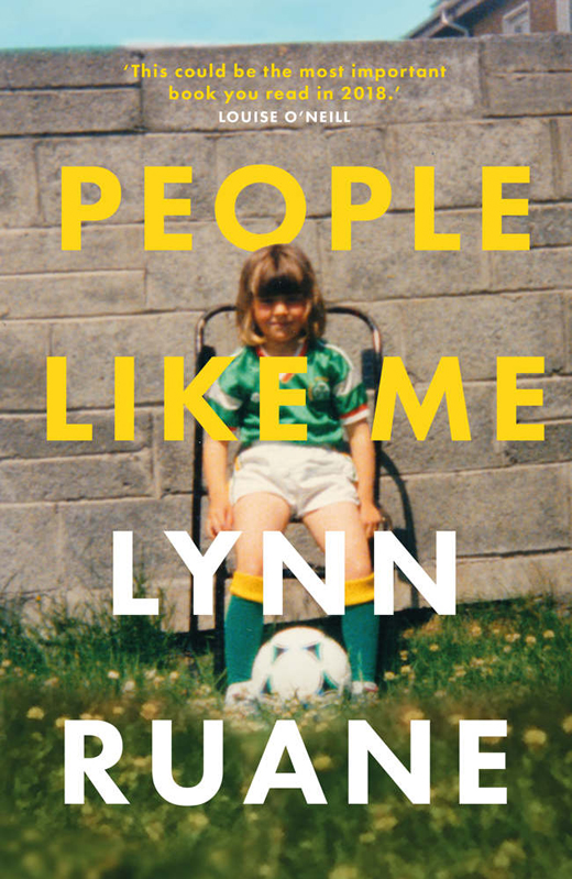 People Like Me <em>by Lynn Ruane</em>.