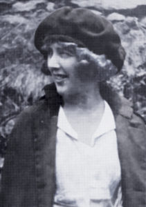 Louise Bryant in Greenwich Village in 1916.