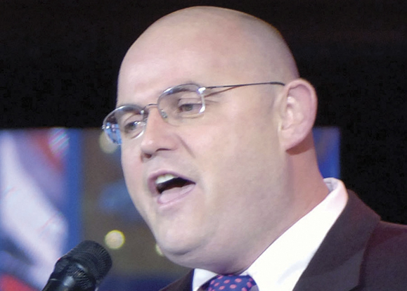 Ronan Tynan, one of the Irish Tenors.
