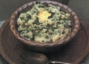 A simple mixture of potatoes and peas transforms a summer meal.