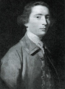 Charles Carroll of Carrollton, signer of The Declaration of Independence.
