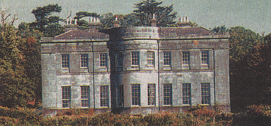 The Lissadell House.