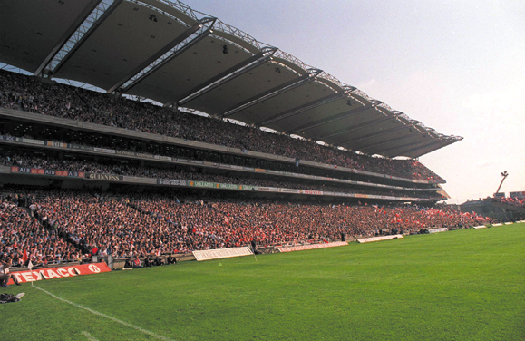 <em>The New Stand, Croke Park. Picture Credit: Ray McManus/SPORTSFILE</em>