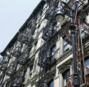 The facade of 97 Orchard Street.