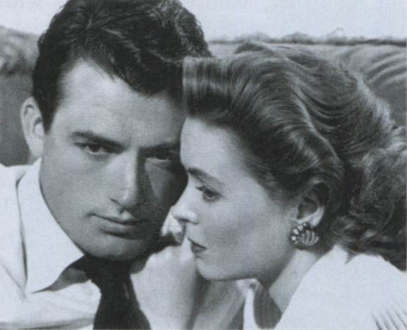 <em>With Dorothy McGuire in <strong>Gentleman's Agreement</strong>.</em>