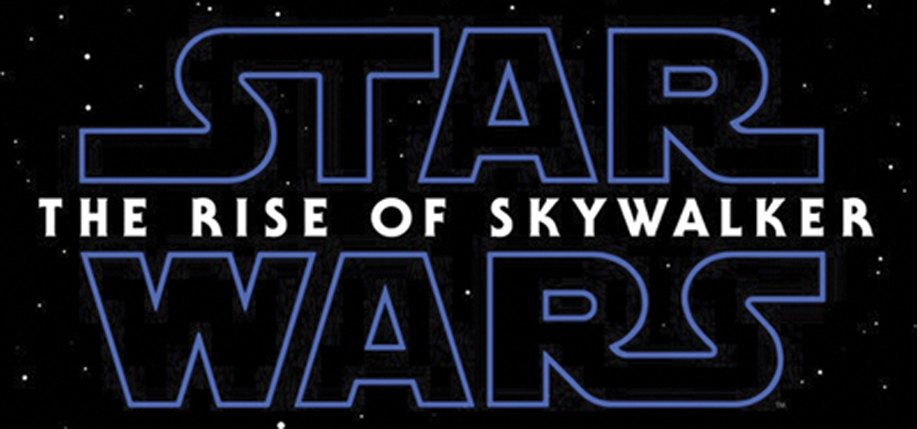 Star Wars: The Rise of Skywalker.